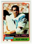 1981 Topps Football Complete Your Set You Pick/Choose #1-250 Rookies Free Ship!! $1.0 USD on eBay