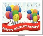 Happy Anniversary Art/Canvas Print. Poster, Wall Art, Home Decor - C