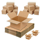 Single & Double Wall Cardboard Postal Packing Moving Removal Boxes All SIZE FREE
