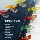 1/5/10x Pack Quilting Sewing Knitting Crochet Clover Crafts Wonder Clips,new