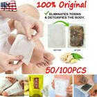 Detox Foot Pads Ginger Extract Toxin Removal Anti-Swelling Weight Loss Patches $9.59 USD on eBay