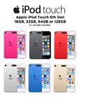 """Apple iPod Touch 6th Generation 4"""" Display 16GB / 32GB / 64GB / 128GB All Colors"""