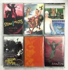 BUILD UR OWN Cassette Tape Lot 90's - Nirvana, Pearl Jam, Green Day, NIN + More!