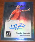 2016 Donruss Wesley Sneijder Auto Galatasary Beautiful Game Autograph 2017