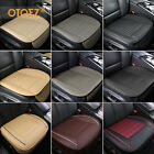Auto Car PU Leather Front Seat Cover Half/Full Surround Chair Cushion Mat Pad $9.99 USD on eBay