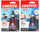 Loctite Ultra Gel And Liquid Control Super Glue, 4 Gram Adhesive Multi Purpose