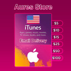 Kyпить Apple Store iTunes Gift Card USA United Stated $5 $10 / Email Delivery на еВаy.соm