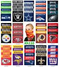 NFL Team SuperDana Neck Scarf Gaiter Mask Bandana $12.99 USD on eBay