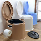 Kyпить Portable Large Toilet Travel Camping Hiking Outdoor Indoor Potty Commode на еВаy.соm