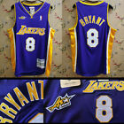 2000 All Star Game #8 Kobe Bryant Stitch Los Angeles Lakers Jersey All-Star on eBay