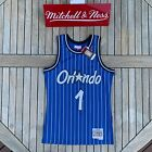 Mitchell & Ness Penny Hardaway NBA Swingman Jersey Orlando Magic 1994 ROYAL on eBay