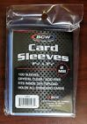 BCW Brand Trading/Sports Card Soft Penny Sleeves 50/100/200+ Standard/RegularCard Sleeves & Bags - 183437