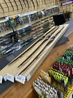"Bear Archery 64"" Montana Longbow Brown Maple 35#, 50#, OR 55# Right Hand NEW"