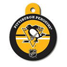 Pittsburgh Penguins NHL Dog/Pet ID Tag w/ Custom Engraving--FREE SHIPPING $12.99 USD on eBay