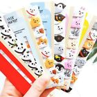 320 Pages Cute Animal Sticker Post Bookmark Marker Memo Index Tab Sticky hydi