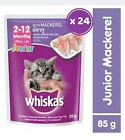 Cat Beach Penang - Donate Whiskas Junior Wet Food - 24 or 12 Pouches