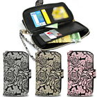 Buffett Limited Ed Wallet Case for Samsung Galaxy S20 S20+ Ultra/S10 S9 S8 S7 S6