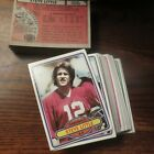 Pick From List: 1980 Topps Football Cards $1.0 USD on eBay