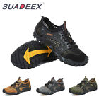 Mens Lightweight Barefoot Water Aqua Shoes Quick Dry Mesh Hiking Walking Sandals
