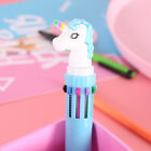 Ballpoint Pens Flamingo Unicorn Dinosaur Cartoon MultiColor Changing Pen Kids