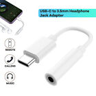 For Samsung Galaxy S20+ Ultra Usb Type C To 3.5mm Headphone Jack Adapter Cable
