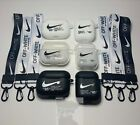 Nike X Off-White AirPods Case for 1st 2nd or Pro With Lanyard (US FAST SHIPPING)