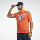 Reebok Men's Graphic Series Crew Tee