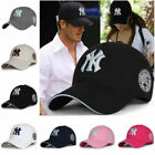 Unisex New York Yankees Baseball Hat Sport Snapback Cap Cotton