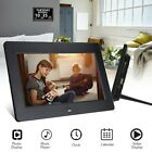 "10.1"" LED Digital Photo Frame Electronic Album Clock 1024 600 MP3 MP4 Player"