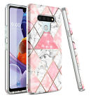 For LG Stylo 6 Phone Case Clear Slim Thin Glitter Soft Silicone Bling TPU Cover