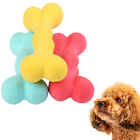 EG_ 2Pcs Dog Scented Bone Shape Bite-resistant Teeth Care Puppy Play Chew Toy Ea