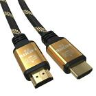 Kyпить HDMI Kabel 2.0a Premium Highend 4K U-HD High-Speed 3D Ethernet Full HD ARC HDR на еВаy.соm