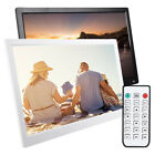 """17.3"""" HD Digital Photo Frame 1920 1080 LED Electronic Album Picture Player"""