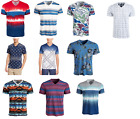 Kyпить American Rag Men's Short Sleeve V-Neck Graphic T-Shirt, Assorted Colors на еВаy.соm
