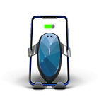 Qi Wireless Car Charger Fast Charging Holder Mount for Cell Phone iPhone 12 / 11