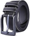 Bonded Leather Belts For Men Classy Dress Belts Mens Belt Many Colors & Sizes