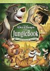 The Jungle Book DVD 2-Disc Set 40th Anniversary Edition Slipcover Included