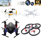 RC Quadcopter Helicopter Telecontrol Aircraft 1080P HD 4CH Camera GPS WIFI FPV