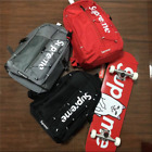 New Supreme'3m 18ss Backpack Waterproof Box Logo  Repeat Reflective Bags Travel