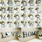 26 Letters Diy Mirror Acrylic Wall Sticker Home Mural Valentine's Day Decor