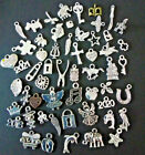 100 OR 200 ASSORTED MIXED CHARMS for Jewellery Making charm bracelets Crafts