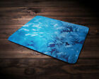 Blue Pretty Icy  Mouse Pads