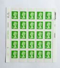 Royal Mail Stamps Sheets of 1p, 2p, 5p, 10p, 20p And 50p New Full Pack
