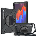 For Samsung Galaxy Tab S7 / S7 Plus (2020) Tablet Rotating Shockproof Case Cover