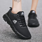 Mens Trainers Size 6 7 8 9 Running Womens Tennis Casual Mesh Breathable Sneakers
