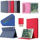 Canvas Stand Leather Smart Case Cover  For Samsung Galaxy Tab S6 10.5 T860/T865