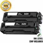 045H Toner Cartridges For Canon 045 imageClass MF634Cdw MF632Cdw LBP612Cdw H