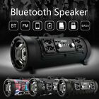 Wireless Bluetooth Speaker Outdoor Portable With Shoulder Belt Stereo Soundbar