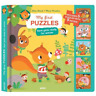 MY FIRST PUZZLES: SAM THE SQUIRRE BOOK NEUF