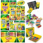'Crayola Crayons, Markers, Colouring Pencils, Paints, Supertips, Chalk And More!